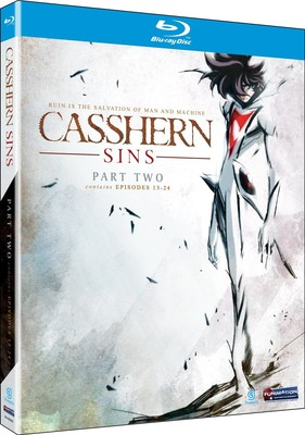 Casshern Sins: Part 2