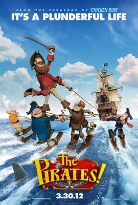 Piraci! / The Pirates! Band of Misfits