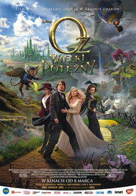 Oz Wielki i Potężny / Oz: The Great and Powerful