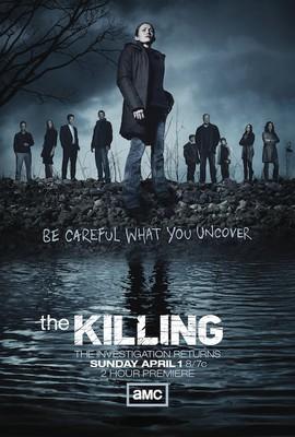 Dochodzenie - sezon 2 / The Killing - season 2