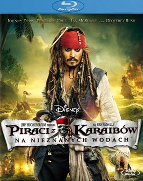 Piraci z Karaibów: Na nieznanych wodach / Pirates of the Caribbean: On Stranger Tides