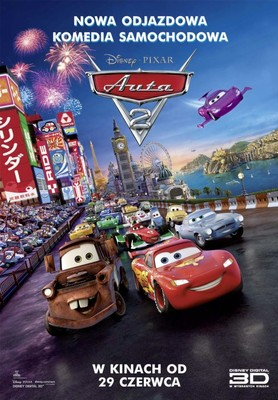 Auta 2 / Cars 2