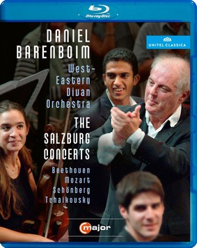 Various: Daniel Barenboim And The West-Eastern Divan Orchestra The Salzburg Concerts