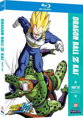 Dragon Ball Z Kai: Part Six