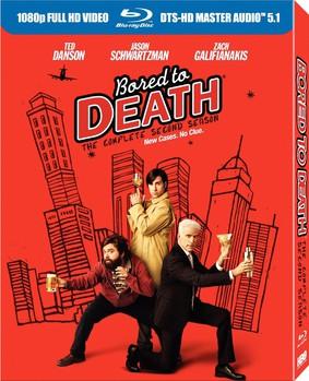 Bored to Death - sezon 2 / Bored to Death - Season 2