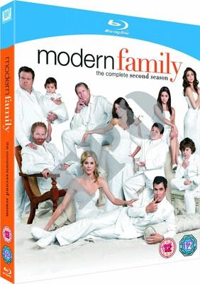 Współczesna rodzina - sezon 3 / Modern Family - season 3