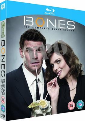 Bones - sezon 6 / Bones - season 6