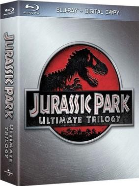 Park Jurajski Trylogia / Jurassic Park Ultimate Trilogy