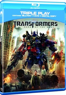 Transformers 3D / Transformers: Dark of the Moon