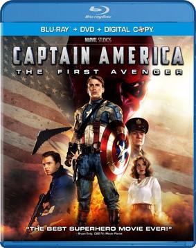 Captain America: Pierwsze Starcie / Captain America: The First Avenger