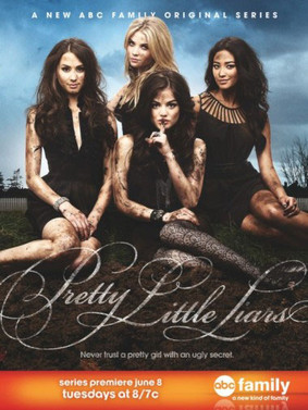 Słodkie kłamstewka - sezon 1 / Pretty Little Liars - season 1