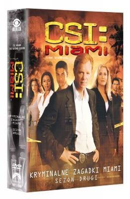 CSI: Kryminalne zagadki Miami - sezon 2 / CSI: Miami - season 2