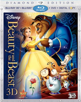 Piękna i Bestia 3D / Beauty and the Beast 3D