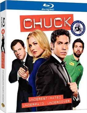 Chuck - sezon 4 / Chuck - season 4