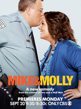 Mike i Molly - sezon 2 / Mike & Molly - season 2