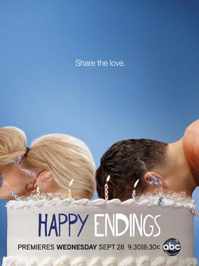 Happy Endings - sezon 2 / Happy Endings - season 2