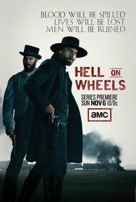 Hell on Wheels - sezon 1 / Hell on Wheels - season 1