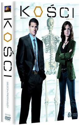 Kości - sezon 1 / Bones - season 1