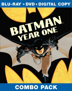 Batman: Rok Pierwszy / Batman: Year One