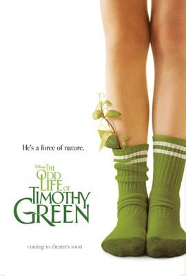 Niezwykłe życie Timothy'ego Greena / The Odd Life of Timothy Green
