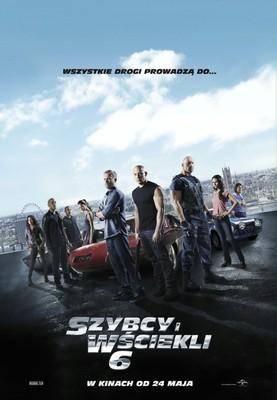 Szybcy i wściekli 6 / Fast & Furious 6