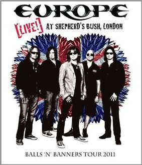 Europe: Live at Shepherd's Bush, London