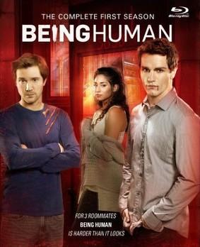 Być człowiekiem - sezon 1 / Being Human - season 1