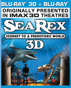Sea Rex 3D. Podróż do prehistorycznego świata / Sea Rex 3D: Journey to a Prehistoric World