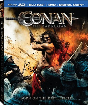 Conan Barbarzyńca 3D / Conan the Barbarian 3D