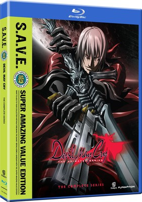 Devil May Cry - kompletny serial / Devil May Cry - the complete series