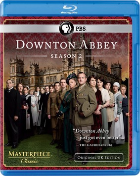 Downton Abbey - sezon 2 / Downton Abbey - season 2