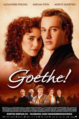 Zakochany Goethe / Goethe!