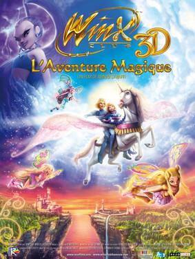 Winx. Magiczna przygoda 3D / Winx Club 3D: Magic Adventure