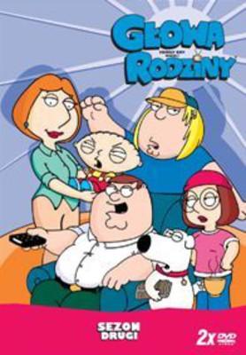 Głowa rodziny - sezon 2 / Family Guy - season 2