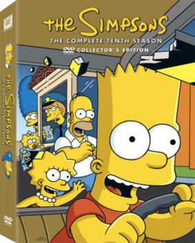 Simpsonowie - sezon 10 / The Simpsons - season 10