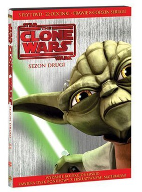 Gwiezdne Wojny: Wojny Klonów - sezon 2 / Star Wars: The Clone Wars - season 2