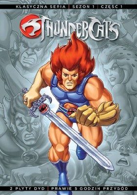 Thundercats Season  on Thundercats   Sezon 1 Data Premiery   Thundercats   Season 1 Premiera