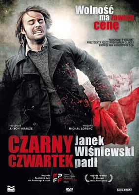 Czarny Czwartek - Janek Wiśniewski padł