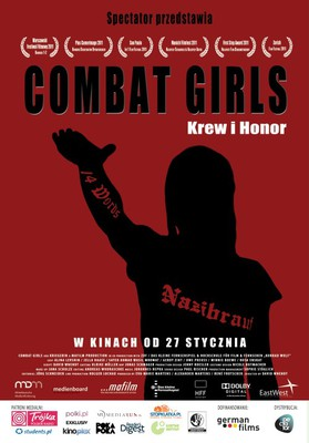 Combat girls. Krew i honor / Kriegerin