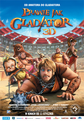 Prawie jak gladiator / Not Born to Be Gladiators