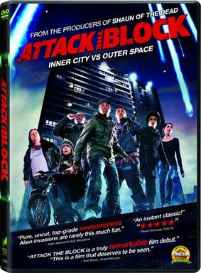 Atak na dzielnicę / Attack The Block