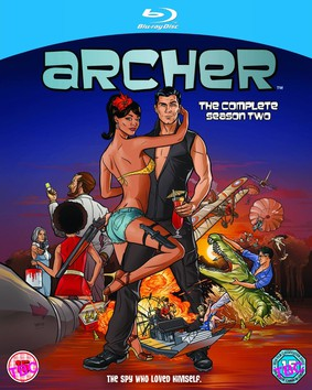 Archer - sezon 2 / Archer - season 2