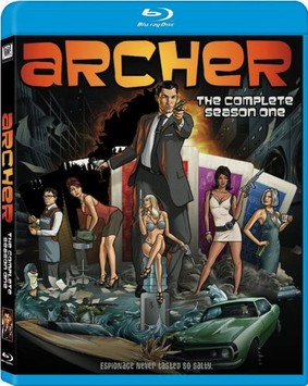 Archer - sezon 1 / Archer - season 1