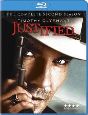 Justified: Bez przebaczenia - sezon 2 / Justified - season 2