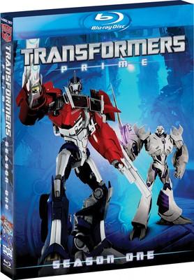 Transformers Prime - sezon 1 / Transformers Prime - season 1