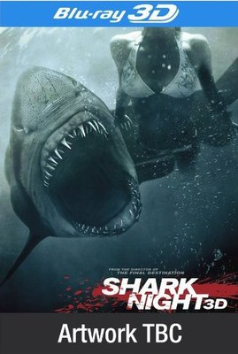 Noc rekinów 3D / Shark Night 3D