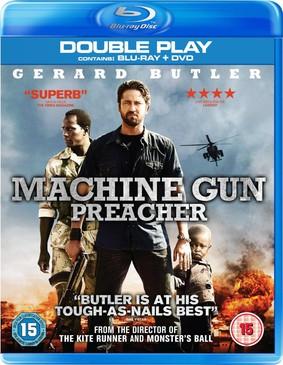 Kaznodzieja z karabinem / Machine Gun Preacher