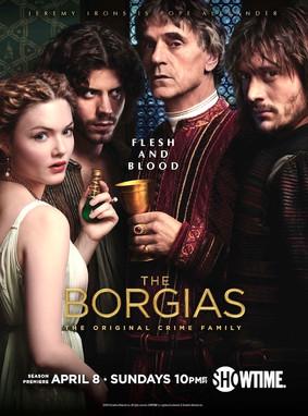 Rodzina Borgiów - sezon 2 / The Borgias - season 2