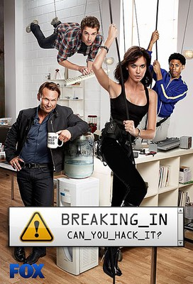 Breaking In - sezon 2 / Breaking In - season 2