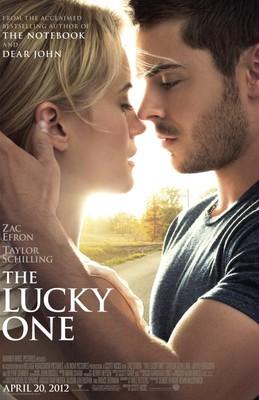 Szczê¶ciarz / The Lucky One (2012) (TS) (Napisy PL) [mp4] [320x240]